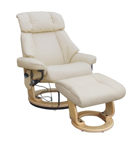 Alpha Techno 2118 Schwingungsfrequenz Massagesessel beige