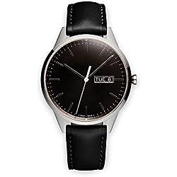 UNIFORM WARES C40 Armbanduhr - C40_PSI_01_NAP_BLK_1816R_01