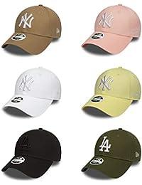 Amazon.it  Giallo - Cappellini da baseball   Cappelli e cappellini ... 8fa220bce94d