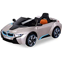 NEU Kinder Elektroauto Lizenzierter Original BMW I8 mit 2 x 45 Watt Motor Elektro Kinderauto Kinderfahrzeug
