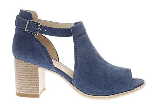Nero Giardini P907630D Sandalo Donna Azzurro 39