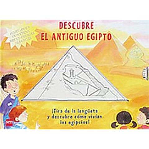 Descubre el antiguo Egipto (Ventanas mágicas)