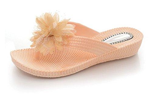 Ubershoes, Sandali donna Vestibilità standard Peach