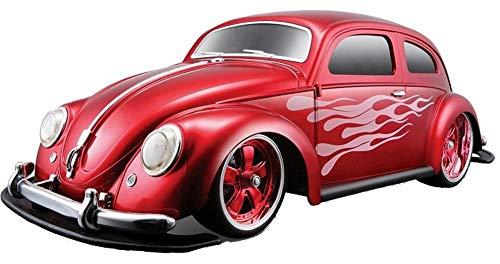 Maisto RC-Komplett-Set VW Käfer Beetle ROT Funkferngesteuertes Modellauto 1:10