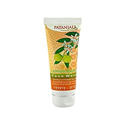 Patanjali Lemon Honey Face Wash 60ml pack 2