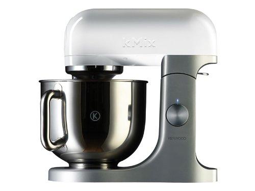 Kenwood KMX50 Robot kMix 500 W 4.6 L 8 Vitesses Inox / Blanc