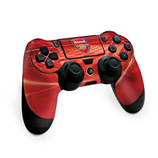 PS4 Controller Skin - Arsenal F.C - STICKER ONLY