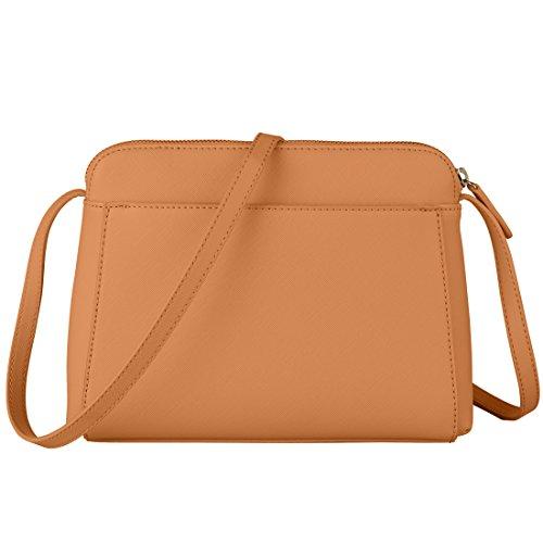 Grande vendita calda per svuotare il magazzino, prezzo basso, mini borsetta da cintura in pelle sintetica con catena per cintura e tracolla, Green (nero) - LA-005 Rose Pink