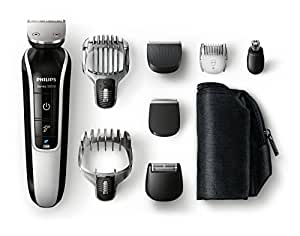 Philips - QG3371/16 - Multigroom Séries 5000 - Tondeuse Multi-Styles - 8 en 1