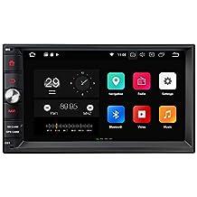 "eonon 2din Android 8 Indash Car Digital Audio Video Stereo Autoradio 17,8cm 7"""