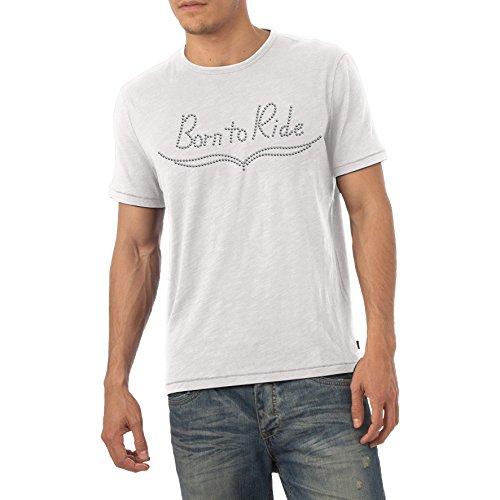 TWISTED ENVY -  T-shirt - Uomo bianco small