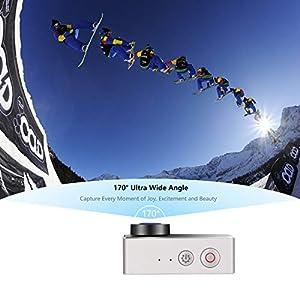 BFULL-245-Touchscreen-4K-Action-Cam-20MP-WiFi-Action-Ultra-HD-Sport-Camera-Unterwasser-wasserdicht-Camcorder-170-CMOS-Sensor-2-bessere-Batterien-1050Mah-Tragetasche-und-Befestigungszubehr