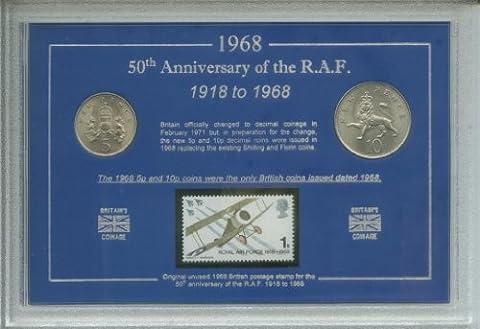 RAF 50th Anniversary (1918-1968) The Royal Air Force British Armed