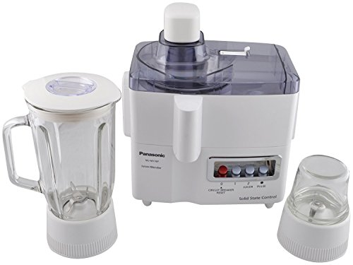Panasonic Mj-m176p 230-watt Juicer Mixer Grinder