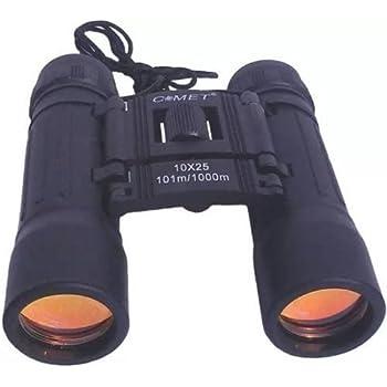 Okayji Compact Binocular Telescope (Black)
