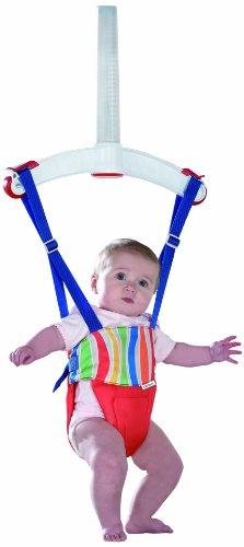a6241d843953 Lindam Jump About Plus - Columpio elástico para bebés, color rojo ...