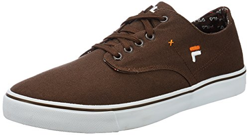 Fila Men's Hadley Coffee Sneakers -9 UK/India (43 EU)