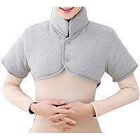 Schulter und Körperpackung Natürliche Wärmetherapie - Grau preisvergleich bei billige-tabletten.eu