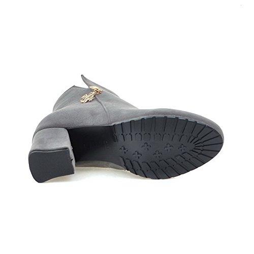 BalaMasa  Abl09770, Sandales Compensées femme Gris