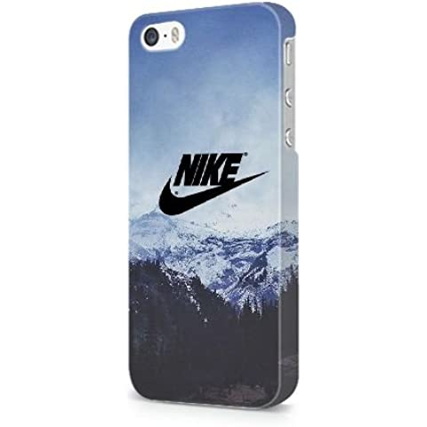 Funda iPhone 4 4S Caso 3D Nike Logo F7W8HM