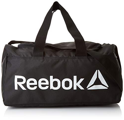 Reebok Dn1528 Bolsa de Deporte, 45 cm, 25 litros, Negro