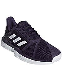innovative design a8534 d93e6 Adidas Courtjam Bounce W, Zapatillas de Deporte para Mujer, (PurleyFtwbla
