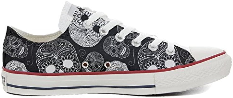mys Converse All Star Personalisierte Schuhe (Handwerk Produkt) Paisley