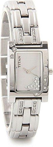 TITAN 9716SM01 Raga Analog Watch - For Woman