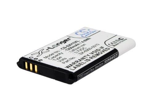 CS DAB Digital Radio Akku,Li-ion 3.7V 1250mAh/4.63Wh passend für [Sirius] XM Lynx,SXi1,ersetzt [Sirius] SX-6900-0010