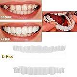 5pcs dents supérieures + dents inférieures Set Instant Perfect Comfort Fit Flex...
