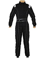 New Adult Karting/Race/Rally One Piece Suits Poly Cotton 8 Brilliant Colors