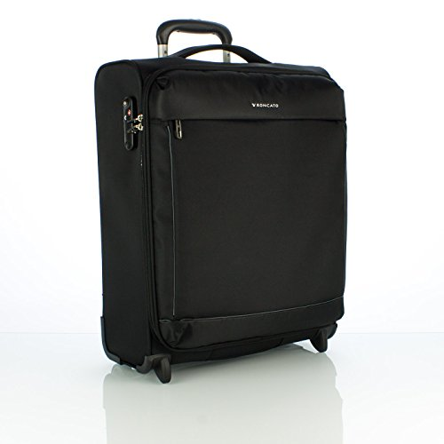 roncato-connection-trolley-cabina-easy-jet-leggerissimo-17-kg-nero