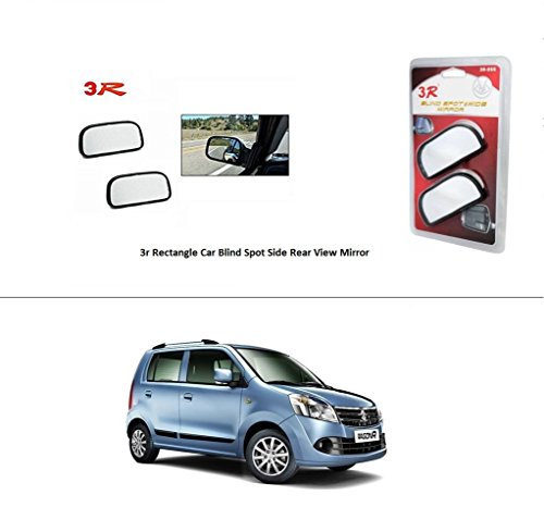 AutoStark 3R Rectangle Car Blind Spot Side Rear View Mirror for Maruti Suzuki Wagon R 1.0  available at amazon for Rs.285