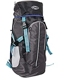 POLE STAR Hike GREYCAMO Rucksack with RAIN Cover/Trekking/Hiking BAGPACK/Backpack Bag