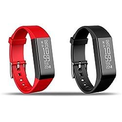 Vidonn A6Watch Smart Bracelet Red