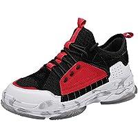 6f3340fcaf323 Sneaker, LuckyGirls Mode Nouveau Automne Hiver Chaussures de Sport Homme  Multisports Compétition Trail Entraînement Course