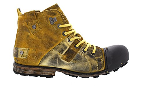 YELLOW CAB - Bottes INDUSTRIAL 15012 - yellow yellow