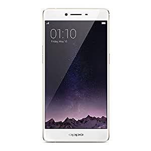 "OPPO R7s UK Version Dual SIM-Free 4G Smartphone - Golden (Super AMOLED 5.5"" Full HD Display, Octa-Core Snapdragon 615 Processor, 4GB Ram, Android 5.1, VOOC Flash Charging, Micro SD, 13MP Rear Camera)"