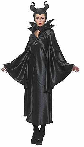 Rubie 's Maleficient-Damenkostüm, Offizielles Kostüm für Erwachsene zum -