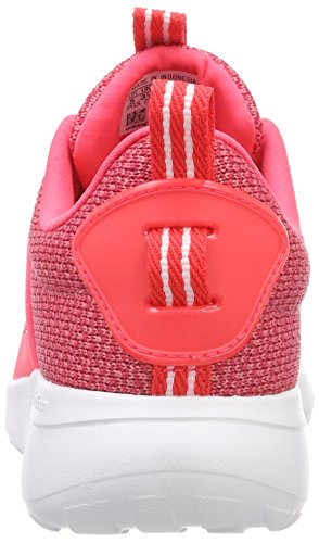 on sale fac7a 67780 ... adidas Damen Cloudfoam Lite Racer Fitnessschuhe Pink (Real Pink  S18shock Red S16 ...