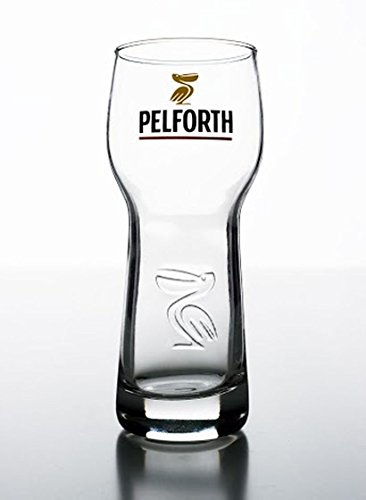 LOT DE 6 Gläser a Bier pelforth 25 cl
