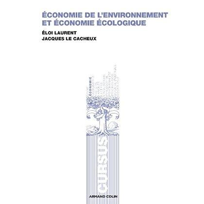 Économie de l'environnement et économie écologique