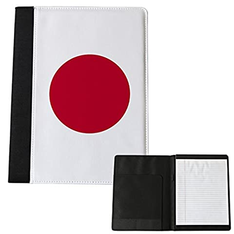 Japan Flag Large Notepad 104