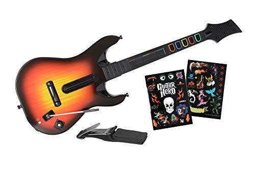 Guitar Hero: World Tour Guitaren Controller [XBOX 360]