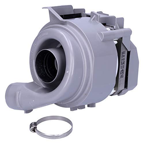 Wessper Heizpumpe Pumpe für Bosch SMS53L12EU/38 Geschirrspüler