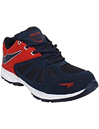 Arexon Men's Synthetic Blue Colored Sport Shoe ( Men's Running Shoe, Breathable Sports Shoe, High Grip Sports...