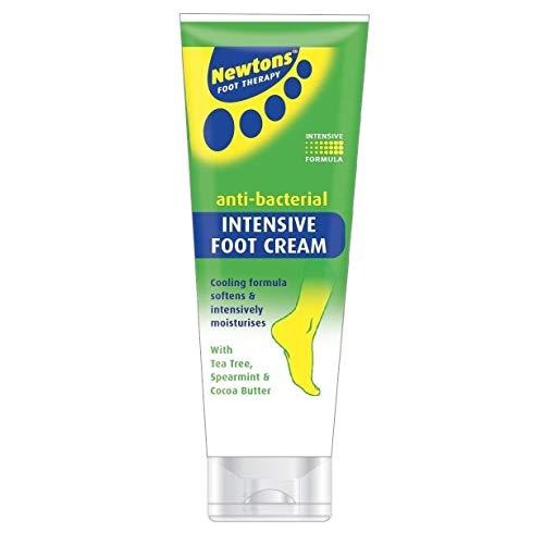 Newtons Antibakterielle Intensive Fußcreme, 100 ml -