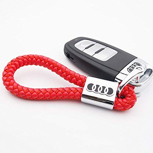 US85 - Llavero con logotipo de Audi, de aleación de metal y...