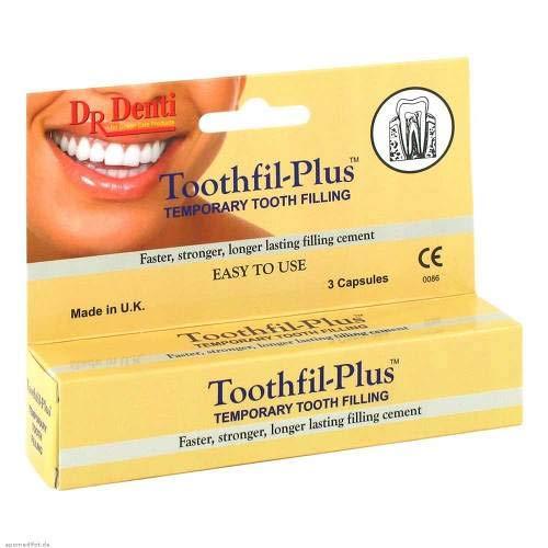 Zahnzement Füllmaterial T 3 stk
