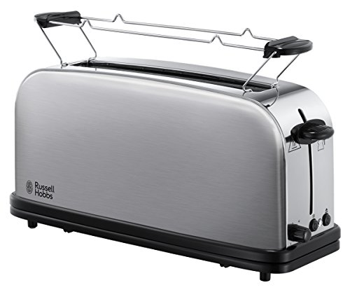 Russell Hobbs 21396-56 Toaster Grille-Pain Fente Large Spécial...